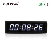 [Ganxin]1.8''  Remote Control White Led Digital Alalrm Clock Manufacturer