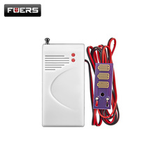 Super hot 433MHz Wireless Water Intrusion Detector water leak sensor Work With GSM PSTN SMS Home Security