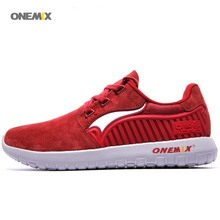 ONEMIX Free 1119 Suede HOT SELL wholesale athletic Men's Sneaker Training Sport Running shoes