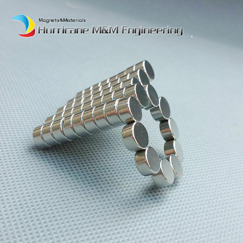 1 pack N42 NdFeB Magnet Disc Diameter 8x4 mm 0.31 Diametrically Magnetized Strong Magnet Neodymium Permanent Rare Earth Magnets<br>