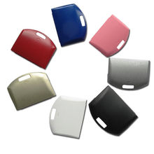 Black white red blue pink gold silver green purple Battery Door Cover for Sony PSP 1000 1001 1002 1003 1004 - 2pcs Pack