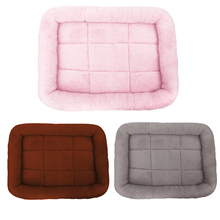Top Quality Large Breed Dog Bed Sofa Mat House 4 Size Cat Pet Bed House for Large Dogs Big Blanket Cushion Basket Supplies