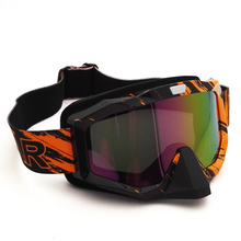 Orange X316C Motocross Goggles Cross Country Skis Snowboard ATV Mask Oculos Gafas Motorcycle Helmet MX Goggles Spectacles