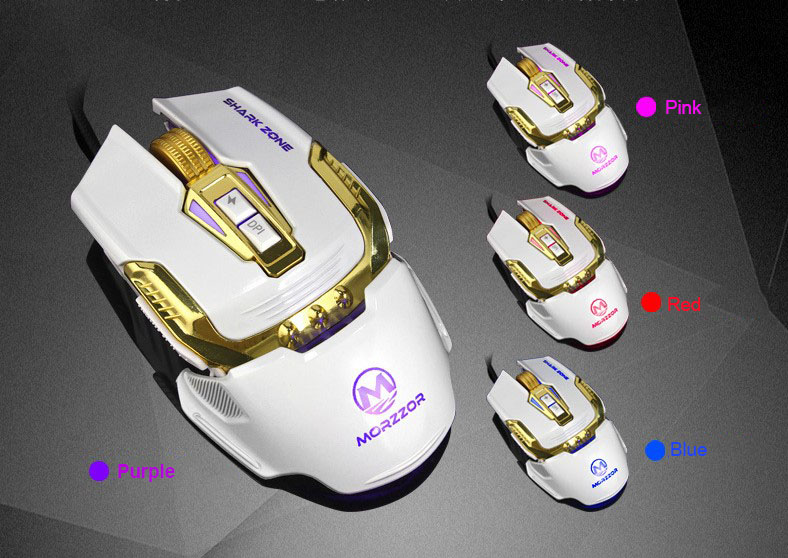 Gaming Mouse Light