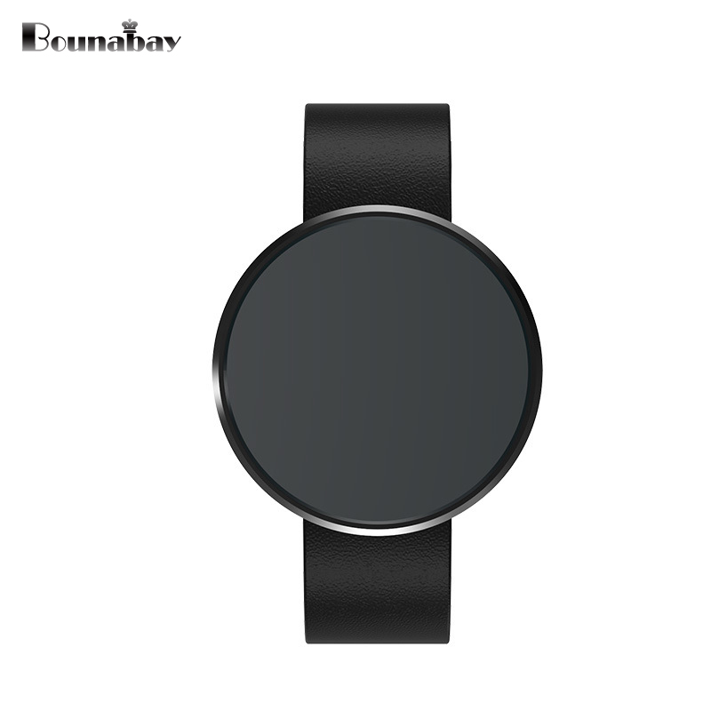 BOUNABAY Smart Bluetooth waterproof men watches original man sports mens top quality brand for apple android ios watch 3g clock<br>
