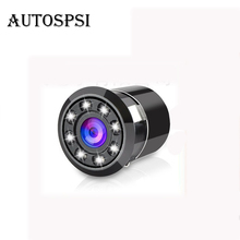 AUTOSPSI Waterproof Car Parking Assistance Reversing Back Car Rear View Camera, HD CCD Image Sensor Rearview Camera