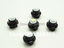 10 pcs 18MM Max diameter instrument panel lights T10 wire 5050 1SMD  Car air LED T6.5 Dashboard Bulb  lamps auto bulbs white