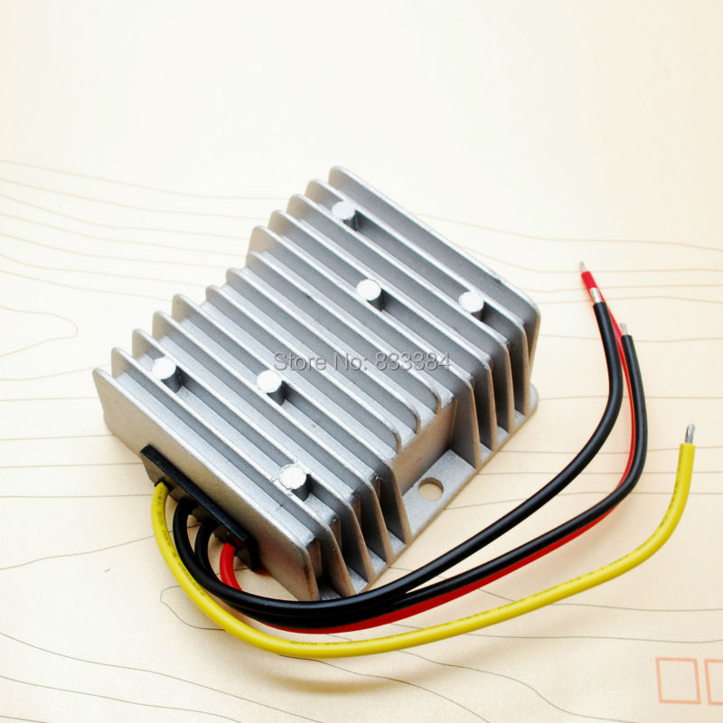 DC-DC Waterproof 10-20V 12V to 36V 5A/180W Boost Step Up Power Supply Module Car Regulated Power Supply Converter<br>