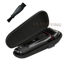 New Shaver Carry Case/Bag Fits Braun 190s 320s 530s 790cc 350cc,3020s,3040s,3050cc,3080s,3090cc,530s,550cc Men Shaver Razor