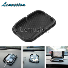Car Non-slip Phone Mat For Opel Astra H J G Insignia Mokka Corsa D Vectra C Zafira Meriva For Seat Leon Ibiza Altea Accessories
