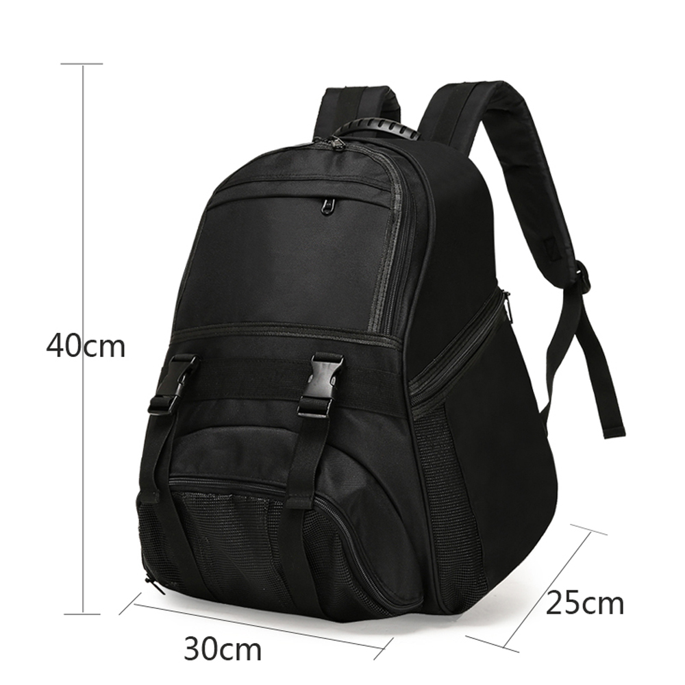 4e941a9dd35 2019 Soccer Ball Pack Bag Profession Basketball Gym Backpack Durable ...