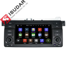 Wholesale! Two Din 7 Inch Android Car DVD Player For BMW/E46/M3/MG/ZT/Rover 75 Canbus Wifi Support DAB GPS Navigation Radio FM