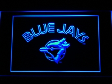b555 Toronto Blue Jays Bar LED Neon Sign with On/Off Switch 20+ Colors 5 Sizes to choose(China)