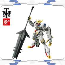 Bandai Hobby HG #33 Barbatos Lupus Rex Iron-Blooded Orphans Scale 1/144 Model IBO assembled Robot toy Anime action figure Gunpla