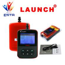 Original Launch X431 CReader VI Code Reader Update On Official Website Launch CReader 6 With Free Shipping(China)