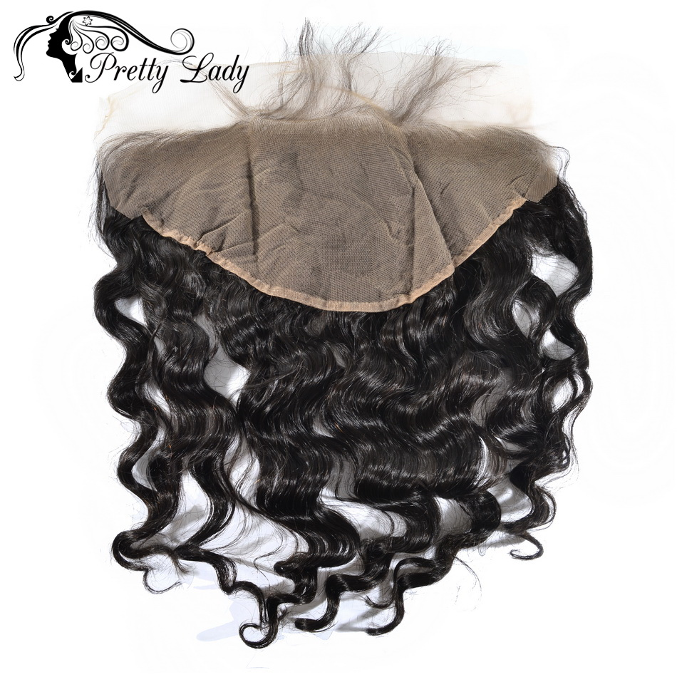 8A Brazilian Lace Frontal 13x6 Ear To Ear full lace human hair Closure With Baby Hair free part loose Wave Lace Brand Frontal<br><br>Aliexpress