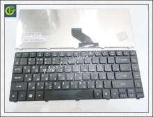 Russian Keyboard for Acer Aspire 3410 3410T 3410G 3810 3810TG 3810T 3815 3820 3820G 3820T 4820  4820G 3750 RU Black keyboard