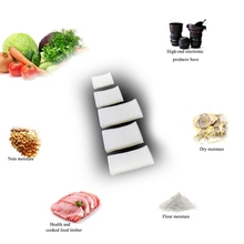 7cm x 10cm 100Pcs Food Vacuum Bag Storage Sealer Space Packing Commercial Food Saver Food Processor Accessories