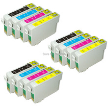 12pk CompatibleT0691-T0694 ink Cartridge for Epson NX 415 NX 510 NX 515 CX 5000 6000 7000F Printer whit chips(China)