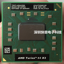Buy original AMD cpu laptop Turion TL-60 CPU 1M Cache/2.0GHz/Socket S1/Dual-Core Laptop processor tl60 TL 60 for $5.15 in AliExpress store