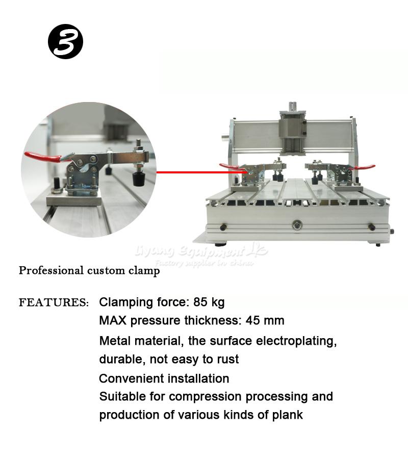 CNC 3040 frame (9)