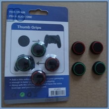 4pcs/Set Controller Cap Cover For Sony Playstation 3 PS3 SIXAXIS Controle Joystick Gamepad