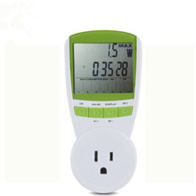 Digital Energy Saver energy Power Meter tester Electric Wireless Watt Consumption Monitor Analyzer energy meter US plug AC120V