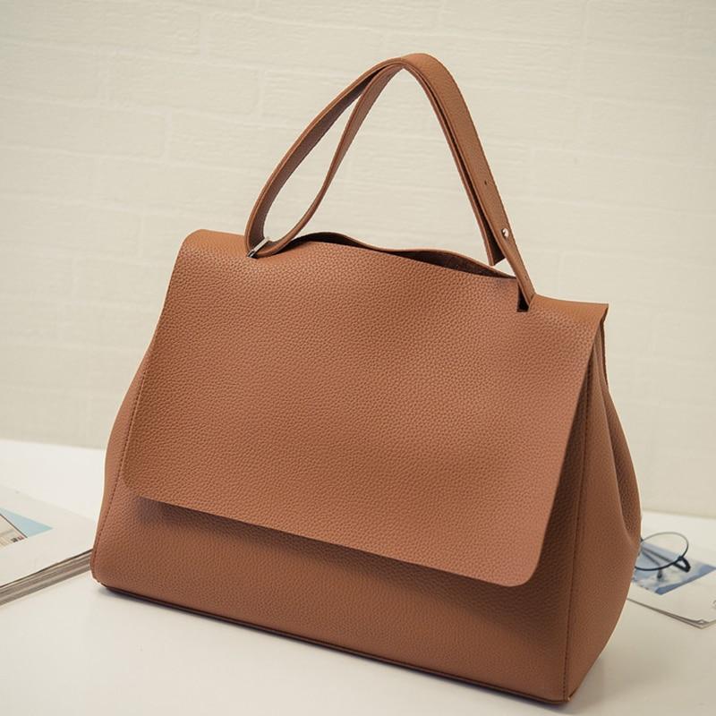 2017 New Style womens handbag fashion all-match bucket bag shoulder bag women messenger bag free shipping<br><br>Aliexpress