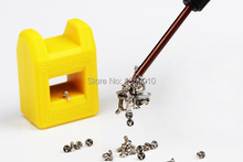 High Quality Mini 2 in 1 Magnetizer Demagnetizer Tool Screwdriver Magnetic