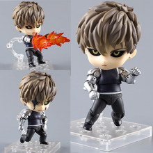 Nendoroid # 645 One Punch Man Genos PVC Action Figure 10cm(China)