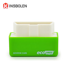 EcoOBD2 Benzine petrol gasoline Car Chip Tuning Box Plug and Drive OBD2 Chip Tuning Box Lower Fuel and Lower Emission