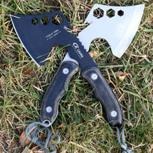 Hot Sale CK Tactical Axe Tomahawk Multi Army Outdoor Hunting Camping Survival Machete Axes Hand Outdoor Tools Hatchet Fire Axe