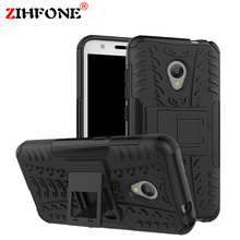 ZIHFONE Heavy Duty Armor Shockproof Case U 5 alcatel U5 Case 5.0inch PC+TPU For Fundas Alcatel U5 5047 5047D 5047Y Phone Case(China)