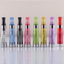CE4 atomizer Clearomizer for Ego ego-t  evod Vape Pen 510 thread Electronic e cigarette 1.6ml 8 Colors