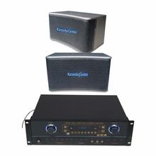 Professional Karaoke speaker + Recordable Karaoke Amplifier  for Club or Providte or business.  Great sound