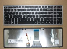 100% Brand New Original laptop keyboard for Lenovo IdeaPad G500S G505S S500 Z510 Flex 15 Z505 Keyboard US Layout with Backlit