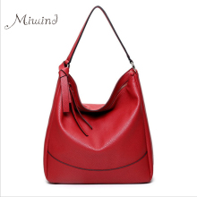 Women Bags Handbag Tote Crossbody Over Shoulder Sling Brand Leather Messenger Fashion Motorcycle Big Shopping Ladies Black Red