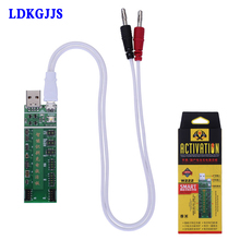 Battery Fast Charging Activation Board +DC Power Cable For iPhone 7 7P 6S 6P 5s 5 Mobile Phone Repair Tools(China)