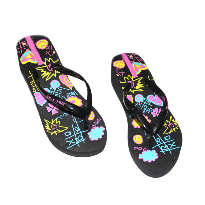 Durable 2015 1Pcs Summer Style Women Candy Colors Home Toepost Beach Slippers Fast Shipping<br><br>Aliexpress