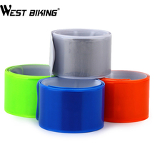 Buy WEST BIKING Bicycle Reflective Sticker Tube Warning Strip Bike Wheel Spoke Light Reflector Colored Strap Cycling Bicycle Spoke for $3.08 in AliExpress store