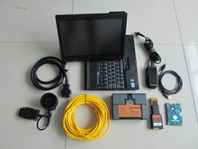 super professional for bmw diagnostic tool for bmw icom a2 b c with 500gb hdd expert mode software with x200t computer windows7