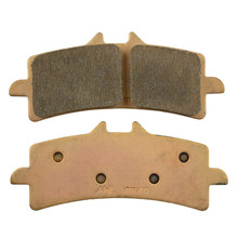 Motorcycle Parts Copper Based Sintered Brake Pads For KTM RC8 1190cc 2008-2011 Front Motor Brake Disk #FA447