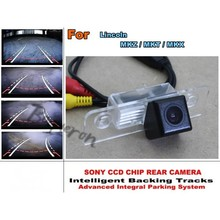 Imports Intelligent Car Parking Camera For Lincoln MKZ / MKT / MKX Car Electronic Accessory Aftermarket(China)