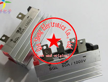 3pcs/lot 3 Phase Diode Bridge Rectifier SQL5010 SQL50-10 50AMP 1000VNew and original(China)