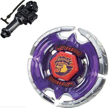 4D hot sale beyblade Sale Earth Eagle (Aquila) 145WD Beyblade stores de BB-47 RARE Metal Fusion Jupiter Set Launchers music wood