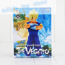 Dragon Ball Z MSP Vegetto Vegeta Action Figure Dragonball PVC Model Toy