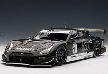 Diecast Car Model AUTOART 1:18 Nissan GT-R GT500 Stealth (Gran Turismo GT5) + SMALL GIFT!!!!!