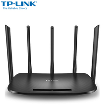Wfi Router WIFI Repeater Qos 1300Mbps TP LINK TP-LINK WDR6500 Wireless Wi fi Router 11AC Dual Band TL-WDR6500 2.4GHz+5GHz WDS