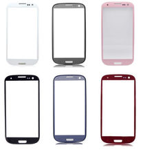 Hot Sale Replacement Front Outer Screen Glass Lens Cover For Samsung Galaxy S3 i9300