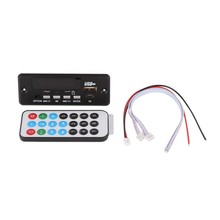 Brand New Bluetooth 7~12V Car Handsfree Bluetooth MP3 decode board with module+FM MP3 Player Decoder
